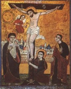 coptic_crucifixion_icon