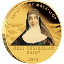 2567-Saint-Mary-McKillop-1_10oz-Gold-Proof-Coin-Reverse