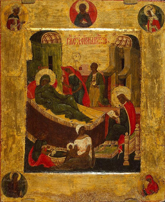 Icon-Birth-of-John-the-Baptist