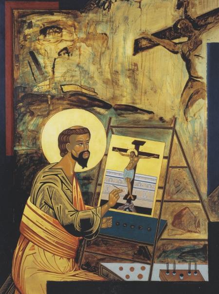 2015 Crucifixion Michael Gallovic 1