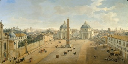 Van Wittell Rome