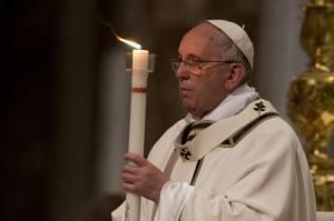 vatican-pope-easter-vigil