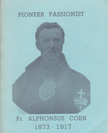 Fr. Alphonsus Coen CP