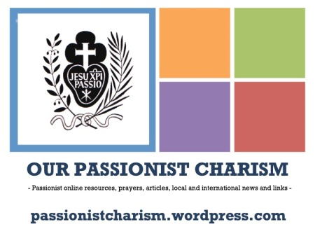 Our Passionist Charism